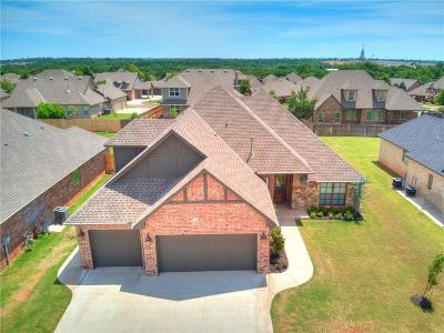 Edmond Single Family Home For Sale: 2232 Bretton Lane