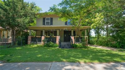 Oklahoma City Single Family Home For Sale: 1617 N Marion Avenue