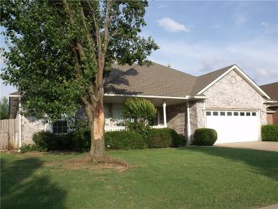 Edmond Single Family Home For Sale: 1200 Alexanders Trail