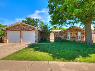 Oklahoma City Single Family Home For Sale: 1217 SW 97th Street