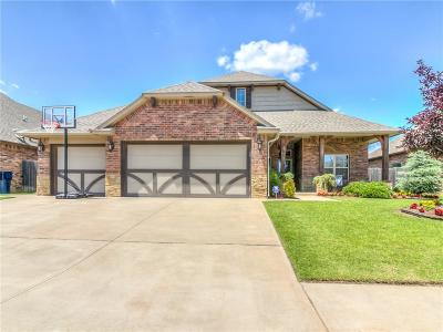 Oklahoma City Single Family Home For Sale: 4809 SW 128th Street