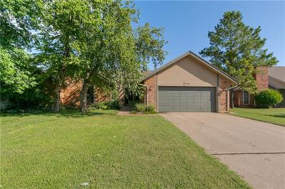 Edmond Single Family Home For Sale: 2517 Julies Trail