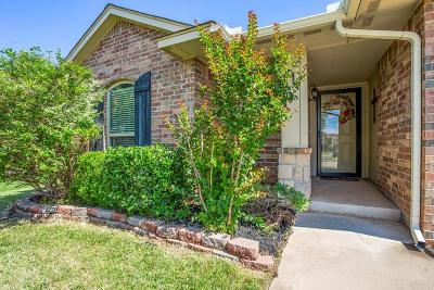 Oklahoma City Single Family Home For Sale: 1521 NW 123rd Street