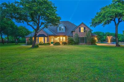 Edmond Single Family Home For Sale: 4550 Deason Drive