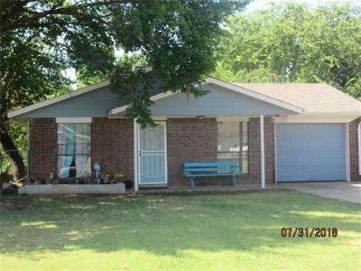 Oklahoma City Single Family Home For Sale: 424 NW 120th Street