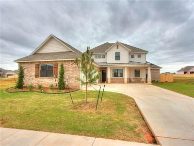 Edmond Single Family Home For Sale: 15909 Still Meadows Drive
