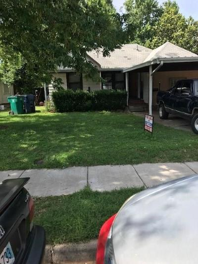 Oklahoma City Single Family Home For Sale: 227 SW 45th Street