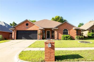 Edmond Single Family Home For Sale: 1524 NW 182nd Street