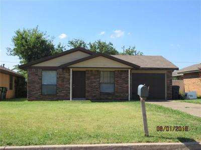 Oklahoma City Single Family Home For Sale: 504 NW 113th Street #40564234
