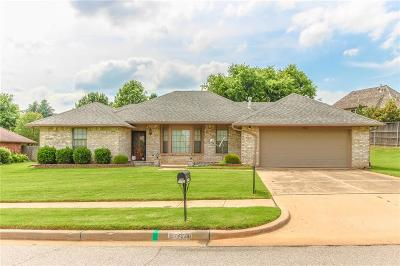 Norman Single Family Home For Sale: 520 Meadow Ridge Circle