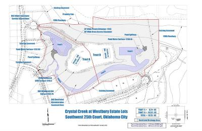 Oklahoma City Residential Lots & Land For Sale: SW 25th Court #A