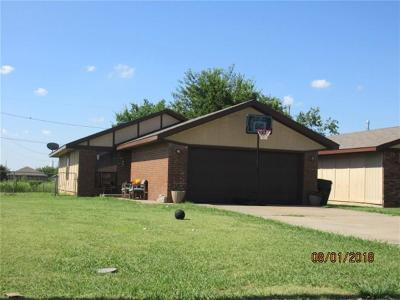 Oklahoma City Single Family Home For Sale: 500 NW 113th Streets
