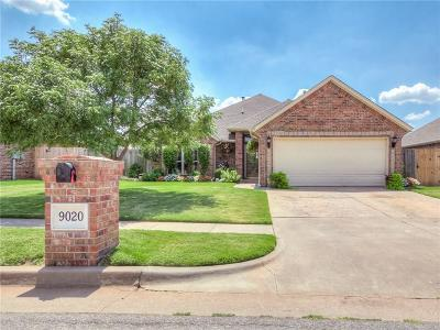 Oklahoma City Single Family Home For Sale: 9020 NW 81st Street