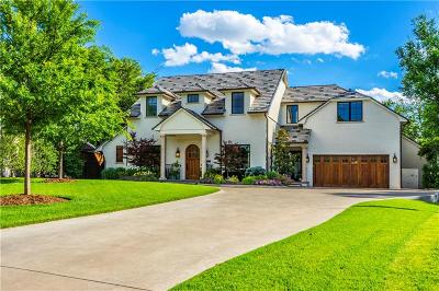 Nichols Hills OK Single Family Home For Sale: $1,425,000