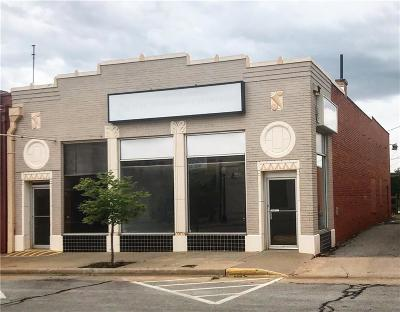 Elk City Commercial For Sale: 212 W Broadway