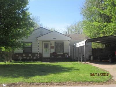 Del City Single Family Home For Sale: 3912 SE 25th Street