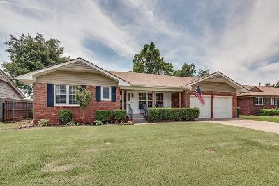 Oklahoma City Single Family Home For Sale: 2800 Kerry Lane