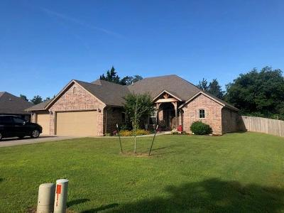 Guthrie Single Family Home For Sale: 11993 Hidden Run Road