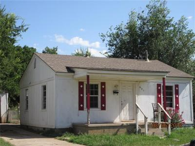 Oklahoma City Single Family Home For Sale: 921 NW 99th Street