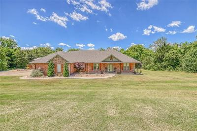 Oklahoma City Single Family Home For Sale: 16430 Timbers Drive