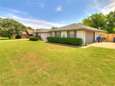 Chickasha Single Family Home For Sale: 505 Flanders Drive