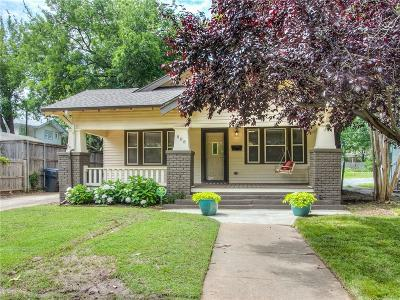 Oklahoma City Single Family Home For Sale: 808 NW 22nd Street