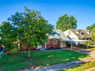 Oklahoma City Single Family Home For Sale: 4704 NW 40th Street