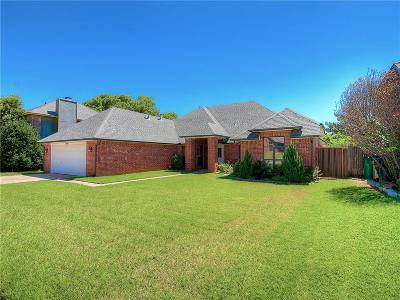 Edmond Single Family Home For Sale: 19708 Harness Court