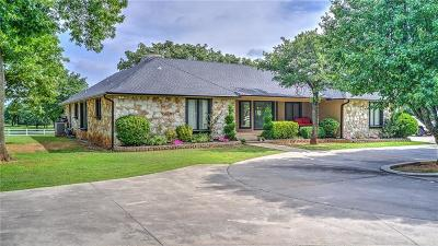 Jones Single Family Home For Sale: 8401 E Memorial Road