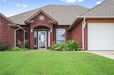 Choctaw Single Family Home For Sale: 1227 Cedar Crossing