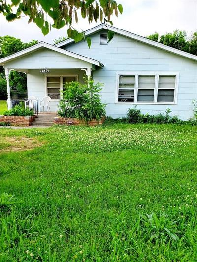Oklahoma City Single Family Home For Sale: 2340 NW 34th Street