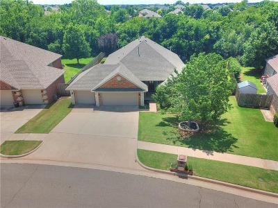 Lincoln County, Oklahoma County Single Family Home For Sale: 16025 Teesdale Road