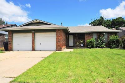 Oklahoma City Single Family Home For Sale: 4721 SE 45th Street