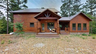 Broken Bow OK Single Family Home For Sale: $495,000