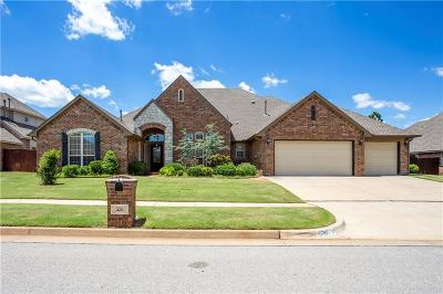 Edmond Single Family Home For Sale: 15205 Grayson Drive