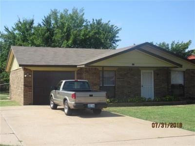 Oklahoma City Single Family Home For Sale: 432 NW 120th Street
