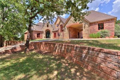 Canadian County, Oklahoma County Single Family Home For Sale: 3600 Winding Lake Circle