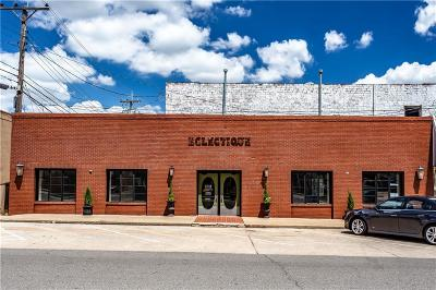 Weatherford Commercial For Sale: 114 N Broadway Street
