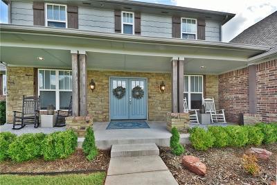 Edmond Single Family Home For Sale: 440 Newport Bridge Drive