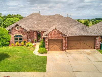 Edmond OK Single Family Home For Sale: $244,900