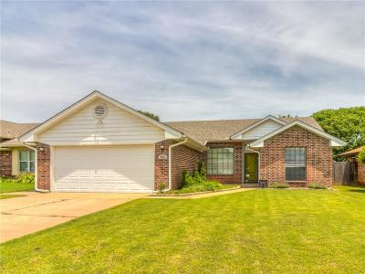 Oklahoma City Single Family Home For Sale: 7513 NW 115th Street