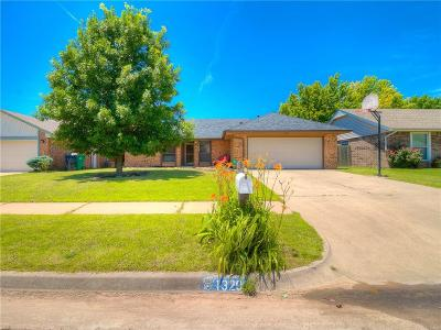 Oklahoma City Single Family Home For Sale: 13209 Eastvalley Road