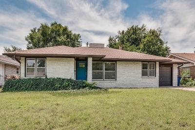 Oklahoma City Single Family Home For Sale: 2130 Barclay Road