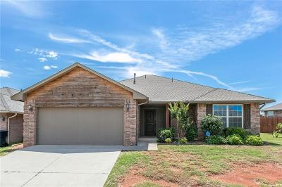 Edmond OK Single Family Home For Sale: $188,900