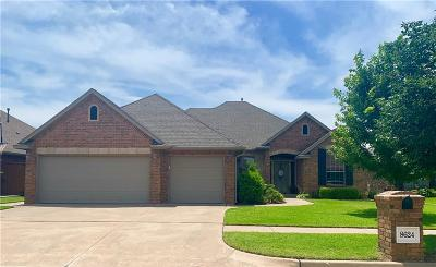 Oklahoma City Single Family Home For Sale: 8624 NW 111th Street