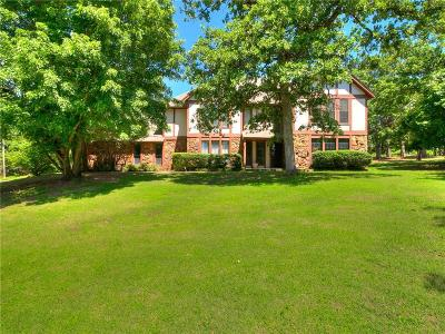 Choctaw Single Family Home For Sale: 890 S Sandpiper Nest Street