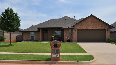 Edmond OK Single Family Home For Sale: $245,000