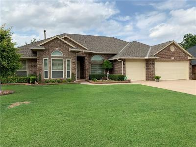 Oklahoma City Single Family Home For Sale: 6717 NW 120th Street