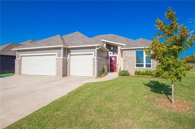 Yukon Single Family Home For Sale: 10608 Glover River Drive