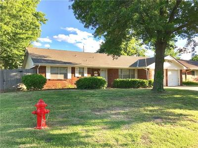 Oklahoma City Single Family Home For Sale: 3000 Abbey Road